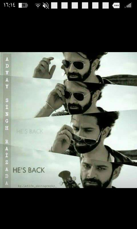 #ASR is back  #welcome Ipkknd3 #barun Sobti Says<br>http://pic.twitter.com/ylPUcWQ1rT
