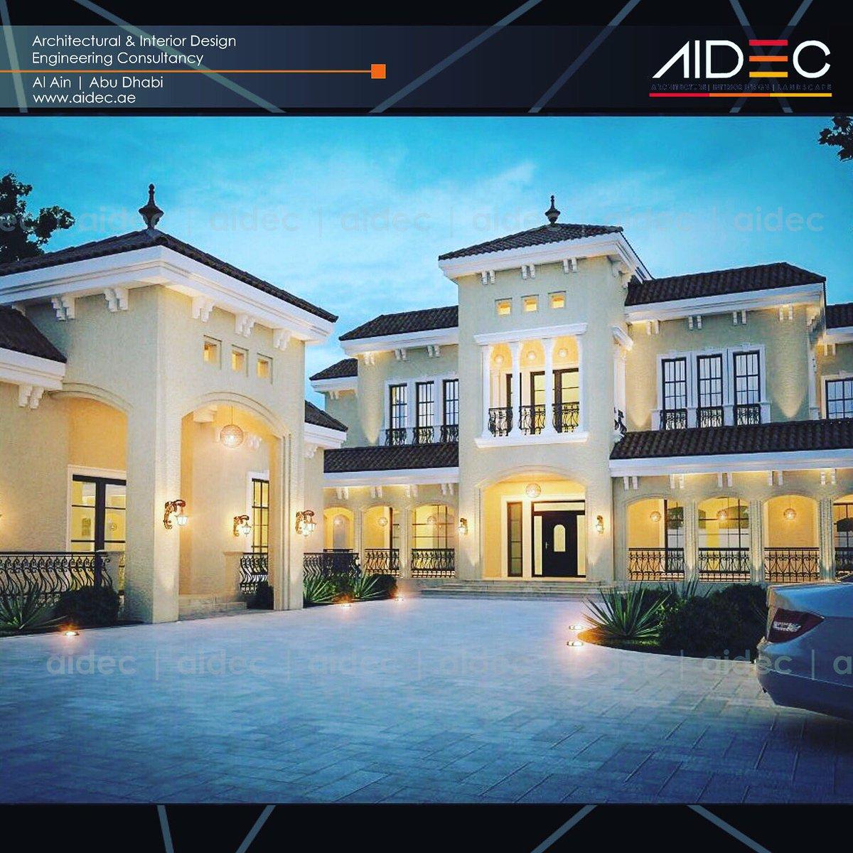 """AIDEC On Twitter: """"Proposed Private Villa Spanish #aidec"""