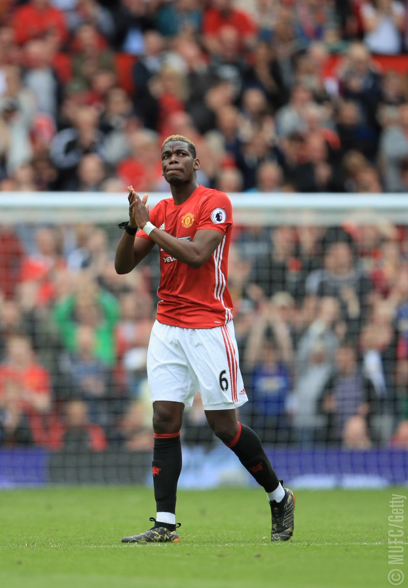 Retweet to vote for @PaulPogba as #MUFC's Man of the Match against Cry...