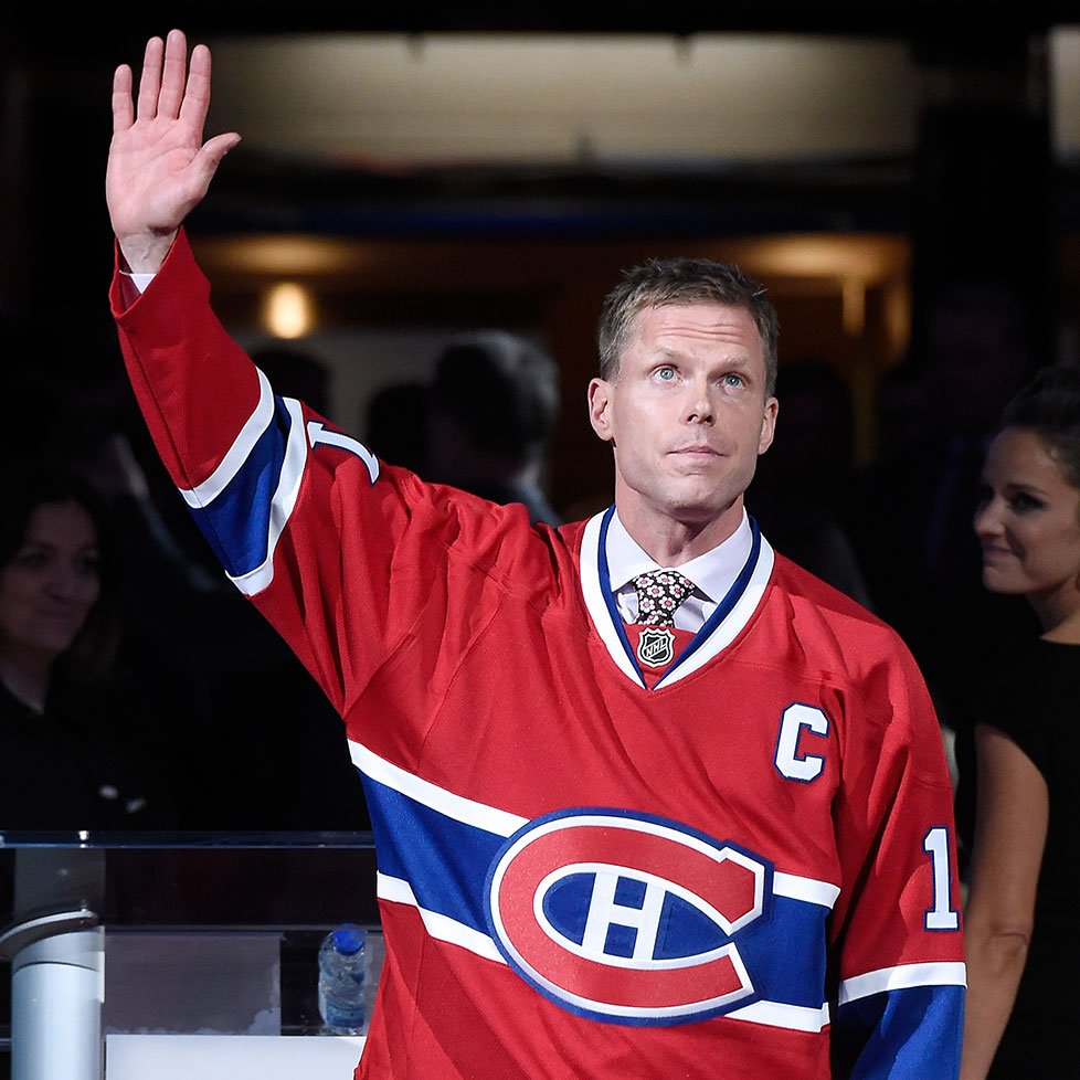 Congratulations to Saku Koivu, who was inducted to the IIHF Hall of Fa...