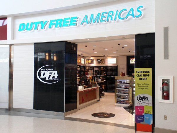 Duty Free Americas Picture
