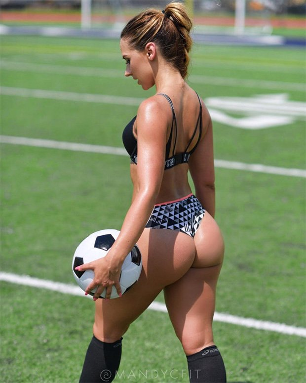 gym booty