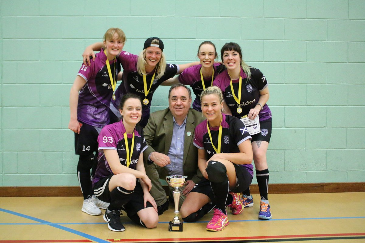 Alex Salmond On Twitter Well Done To Granite City Guerrillas For The Scottish Dodgeball Championships Final Triumph Today A Great Pleasure To Hand Over The Trophy Https T Co Cqvuw3hhep