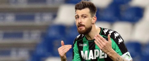 Francesco Acerbi has confirmed he will leave #Sassuolo at the end of the season... http://www. football-italia.net/102921/acerbi- confirms-sassuolo-departure &nbsp; … <br>http://pic.twitter.com/BMbpjYToYj