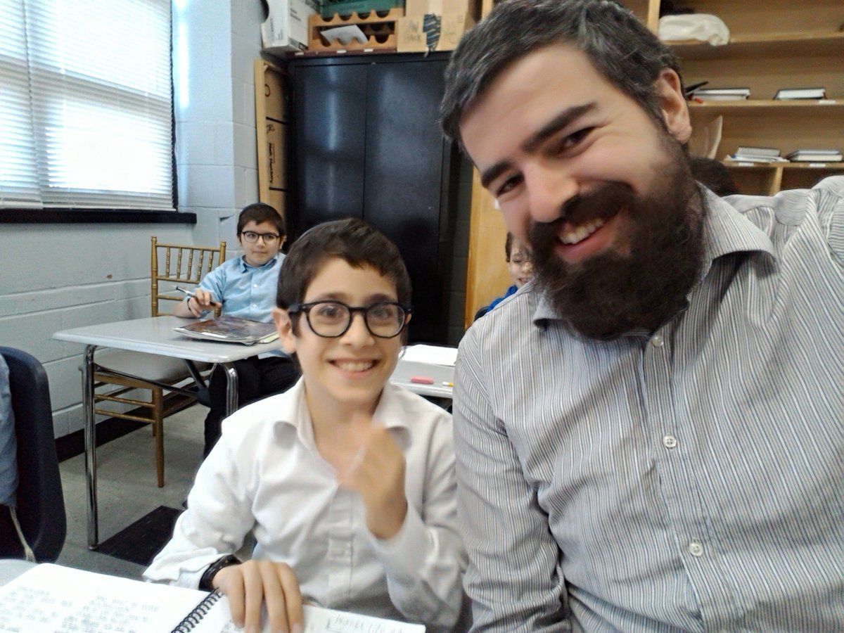 Was invited to learn with my 10yr old son, as he finished a tractate of Talmud. #fatherson https://t.co/WP7W4xQLbN