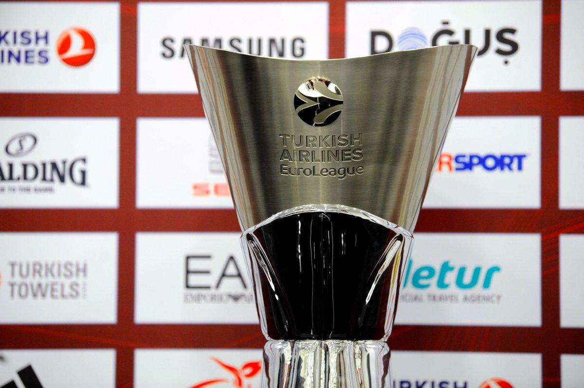 With new cup name and logo its time to go to work foxsports com - Euroleagueverified Account Euroleague