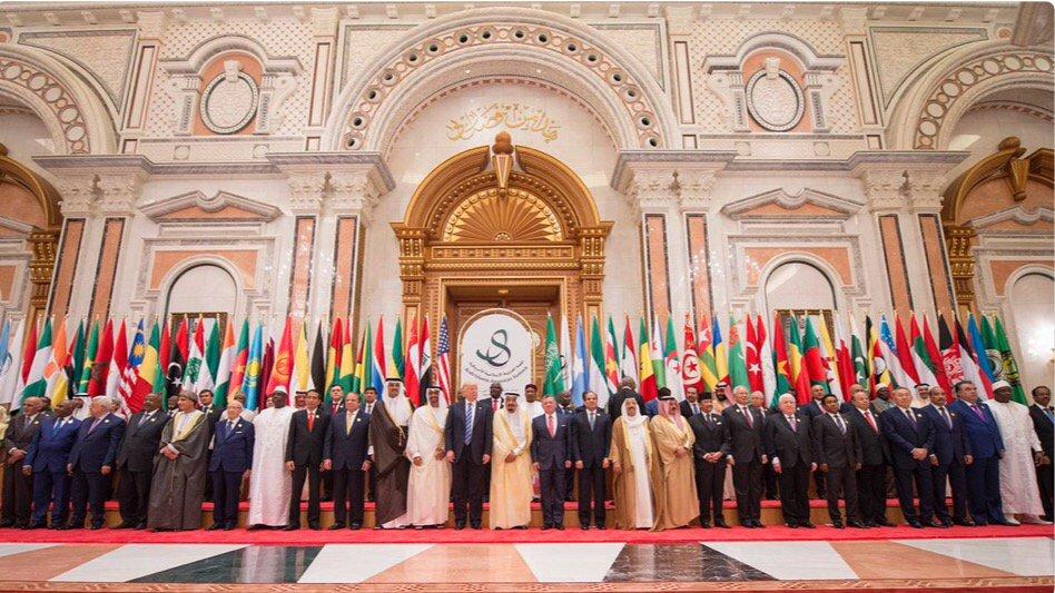 Zirve kararı : Riyad'da İslamı Ilımlaştırma Merkezi kurulacak. Tam bir maskaralık.