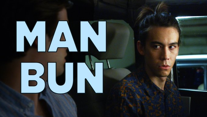 Should You Wear A Man Bun?