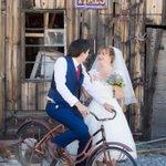 Eldorado Canyon + @tayloredphoto + Peachy Keen Unions = best #wedding day ever! Congratulations Jo + Martin #cactuscollective #LasVegas