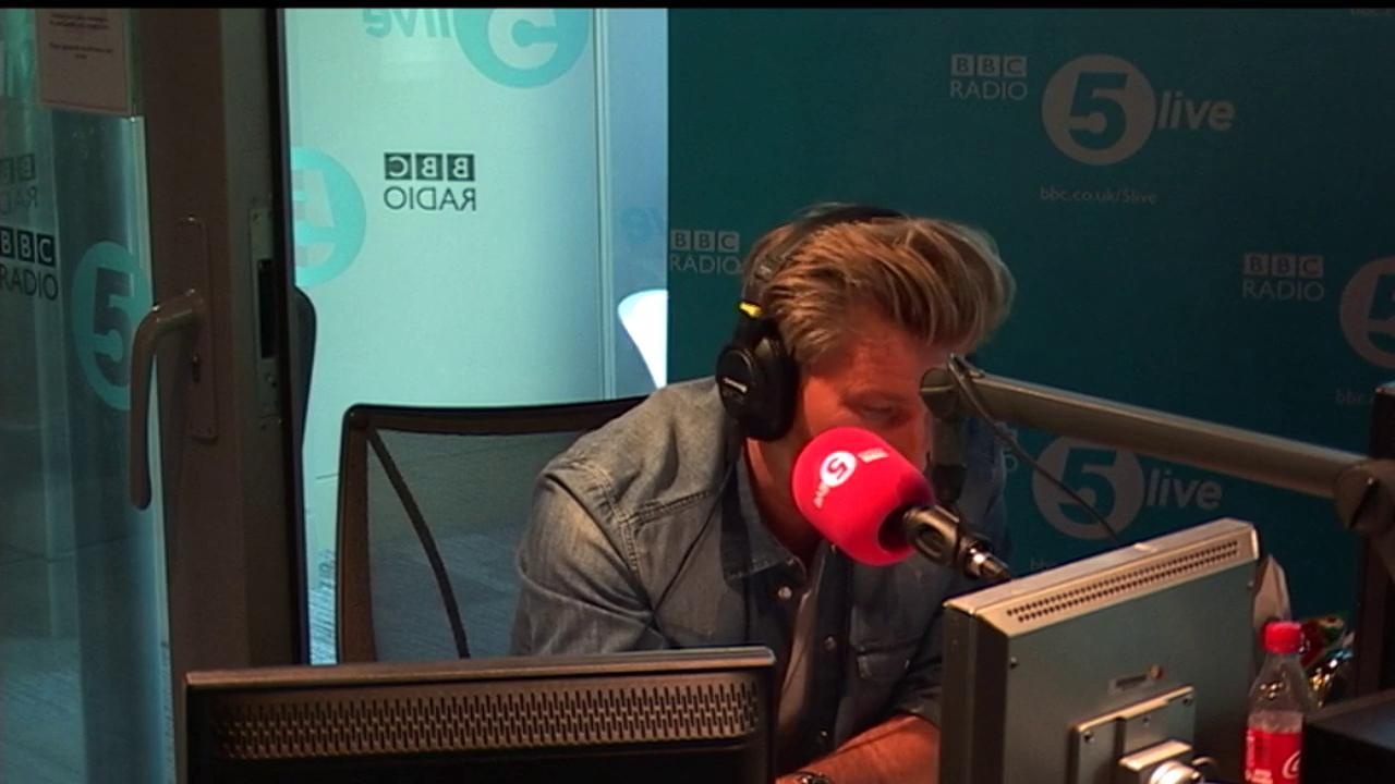 "RT @bbc606: ""You listen back on the iPlayer...""  #LFC fan Ian v @robbiesavage8 🤣 https://t.co/yGVzKRzwIz"