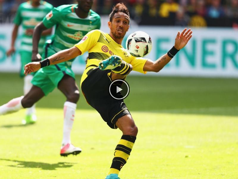 #Borussia #Dortmund 4 #Werder #Bremen 3: #Aubameyang #Winner #Clinches third spot    http:// wp.me/p67m4w-jQQ    pic.twitter.com/hhOfSw6beb