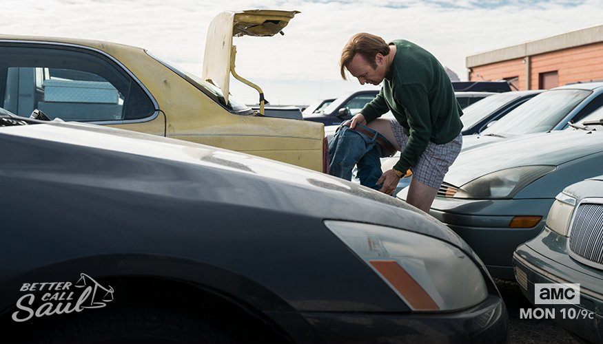 Close your sunroofs. A new #BetterCallSaul premieres tomorrow. https:/...