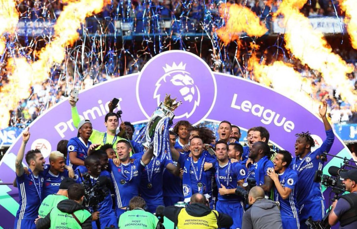 Thank you 🏆 #champions