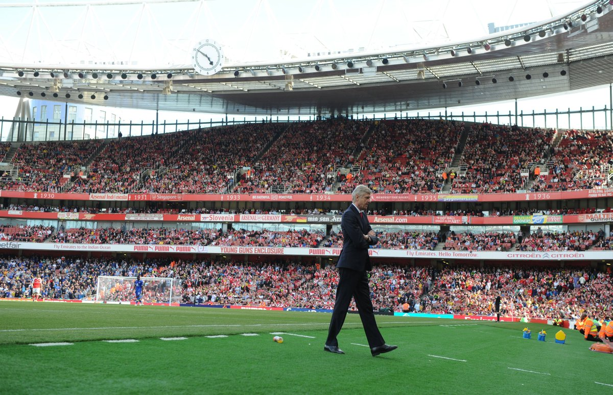 Gunners shareholder attacks Wenger after Everton game