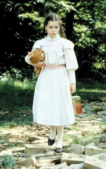 Happy birthday Fairuza Balk! Any chance we can get Return to Oz for