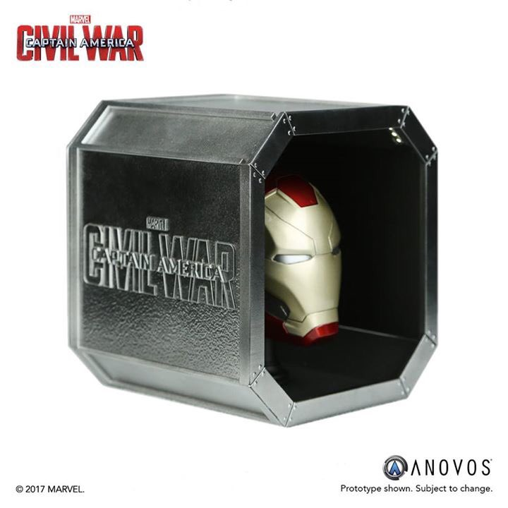 ANOVOS is proud to offer the MARVEL Armory Collection:  http:// bit.ly/2iQ6dgv  &nbsp;   #MARVEL #ANOVOS <br>http://pic.twitter.com/A2R7dMpZln