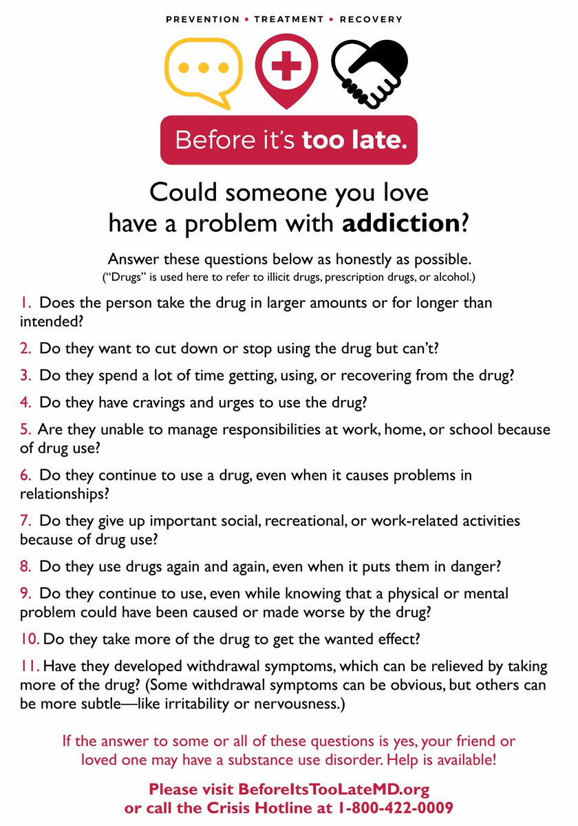 How To Start The Conversation About Drug Use >> Before It S Too Late On Twitter If You Think A Loved One
