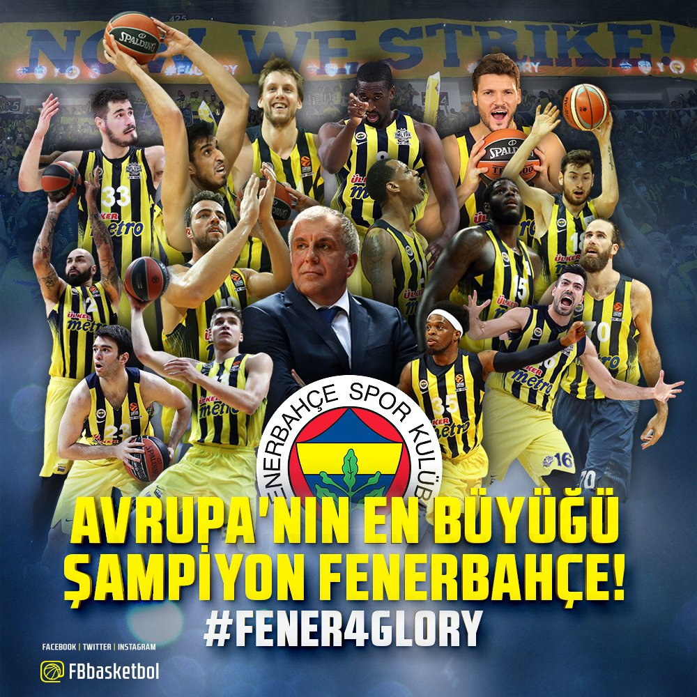 #Fener4Glory Latest News Trends Updates Images - Fenerbahce
