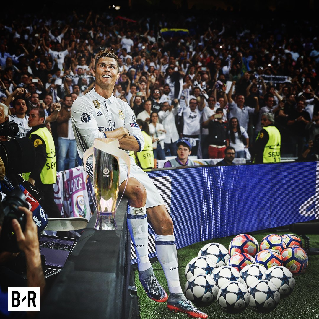 Cristiano last 12 Month:  #LaLiga   #UEFAEURO  #UCL  #BallondOr  #FIFATHEBEST  AND MORE  #UCL <br>http://pic.twitter.com/O2NGjDYNOl