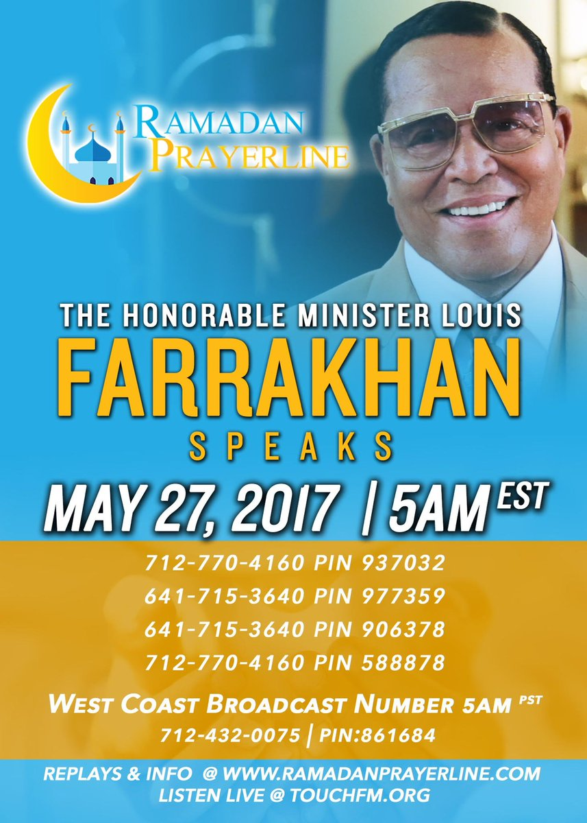 Fasting produces discipline.   Join us May 27th for Day 1 of the #Rama...