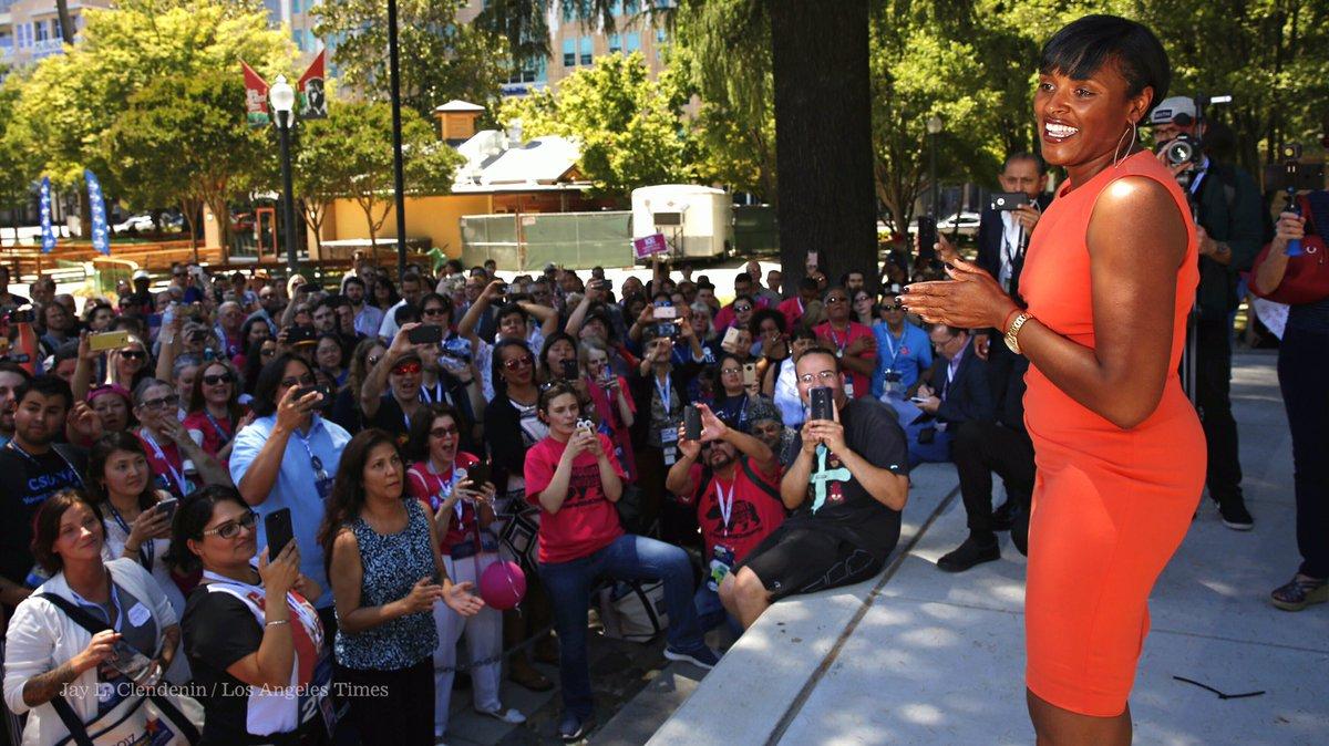 California Democrats Gather In Sacramento For Annual Convention