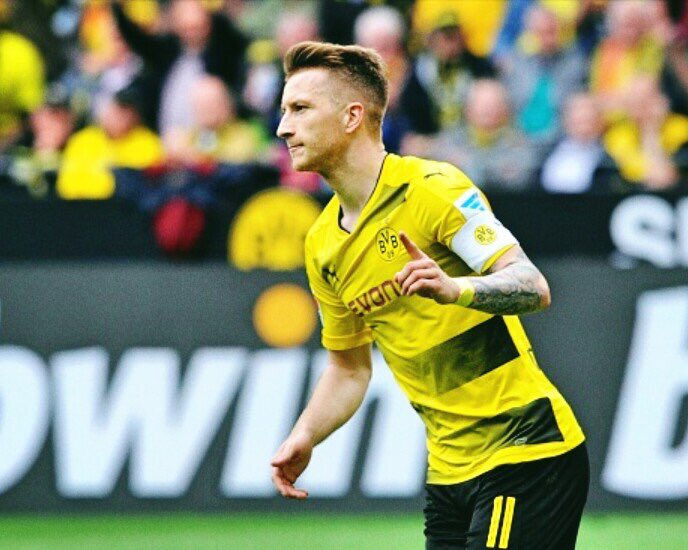 The #Pokalfinale is around the corner and Marco #Reus knows it:  &quot;All of us will be ready. We want to win the cup!&quot; <br>http://pic.twitter.com/bfTykYCshg