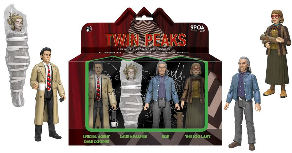 RT & follow @OriginalFunko for the chance to win a #TwinPeaks acti...