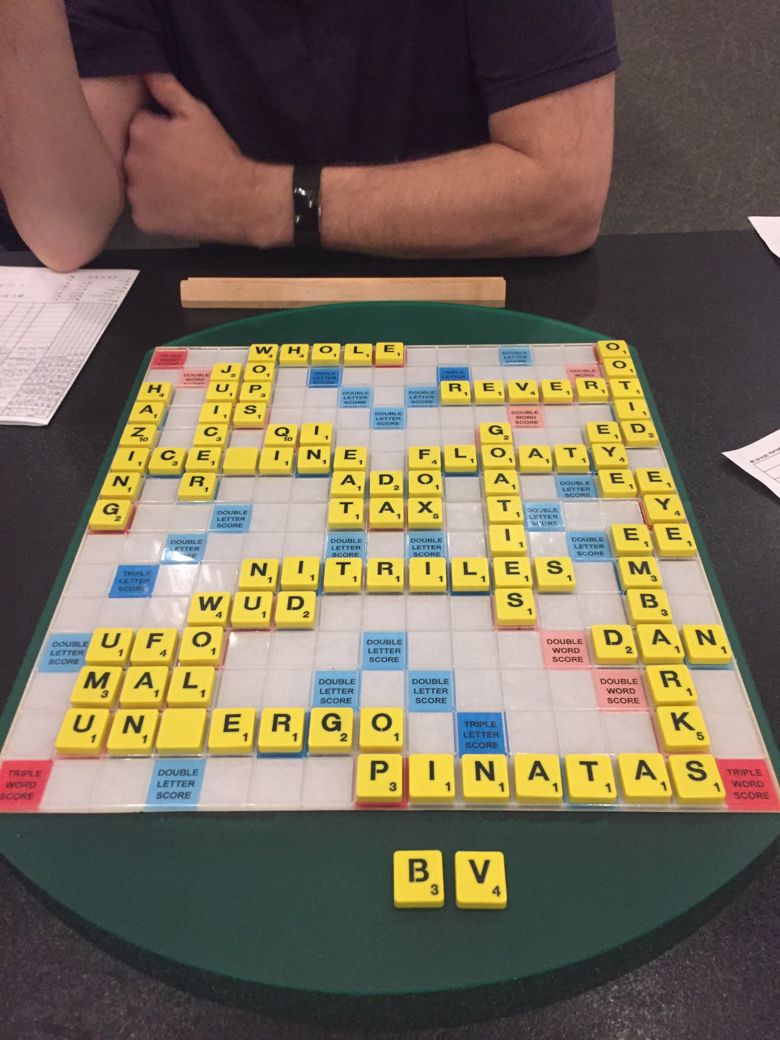 Thumbnail for Niagara Falls Scrabble Tournament Day 2