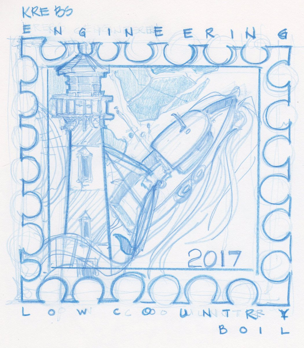 #lowcountry concept #stamp #sketch #charleston #shrimpboat #drawing #illustration #doodlebags #art<br>http://pic.twitter.com/hw07Sz2kBC