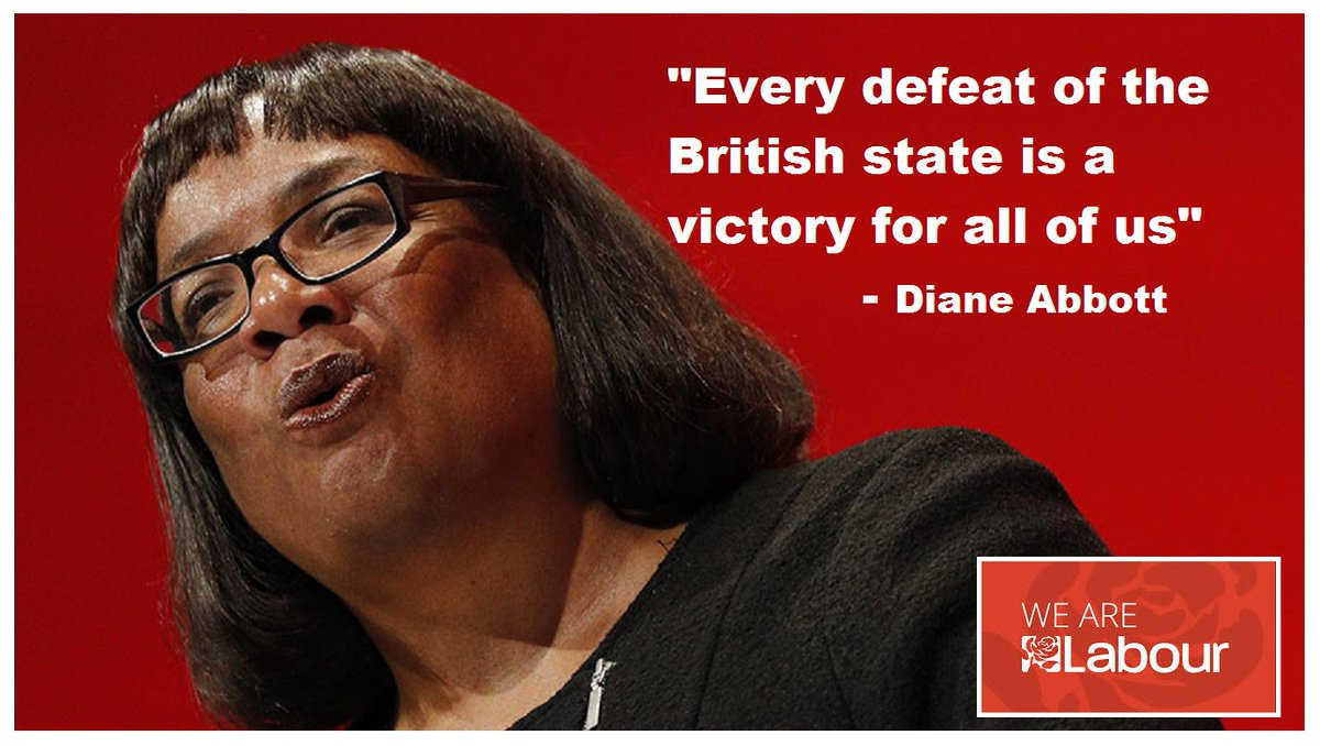 #DianeAbbott hates #BRITAIN! Do you agree with her? are you #VOTING #Labour? #LabourParty #BBC #UK #RT #NEWS #SKY #ITV #UKIP #TORY #UK #EU<br>http://pic.twitter.com/aOSHfWGY4P