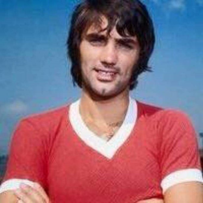 Happy birthday legend, George Best