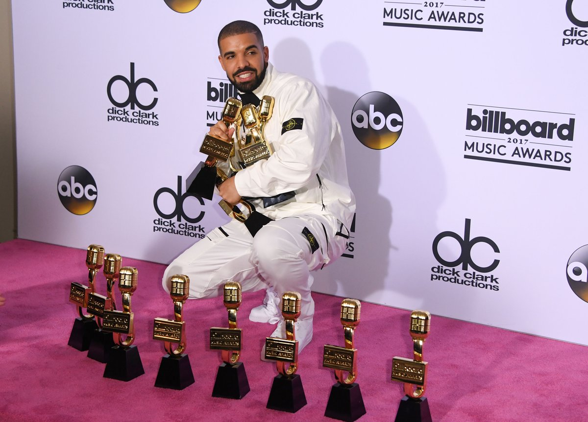 .@Drake sets new #BBMAs record, @Beyonce and more take home wins https...