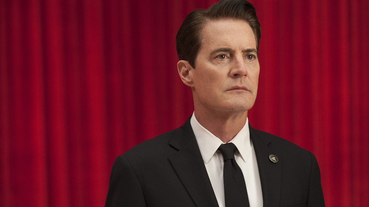 The new #TwinPeaks is scarier and weirder than ever. Our season premie...
