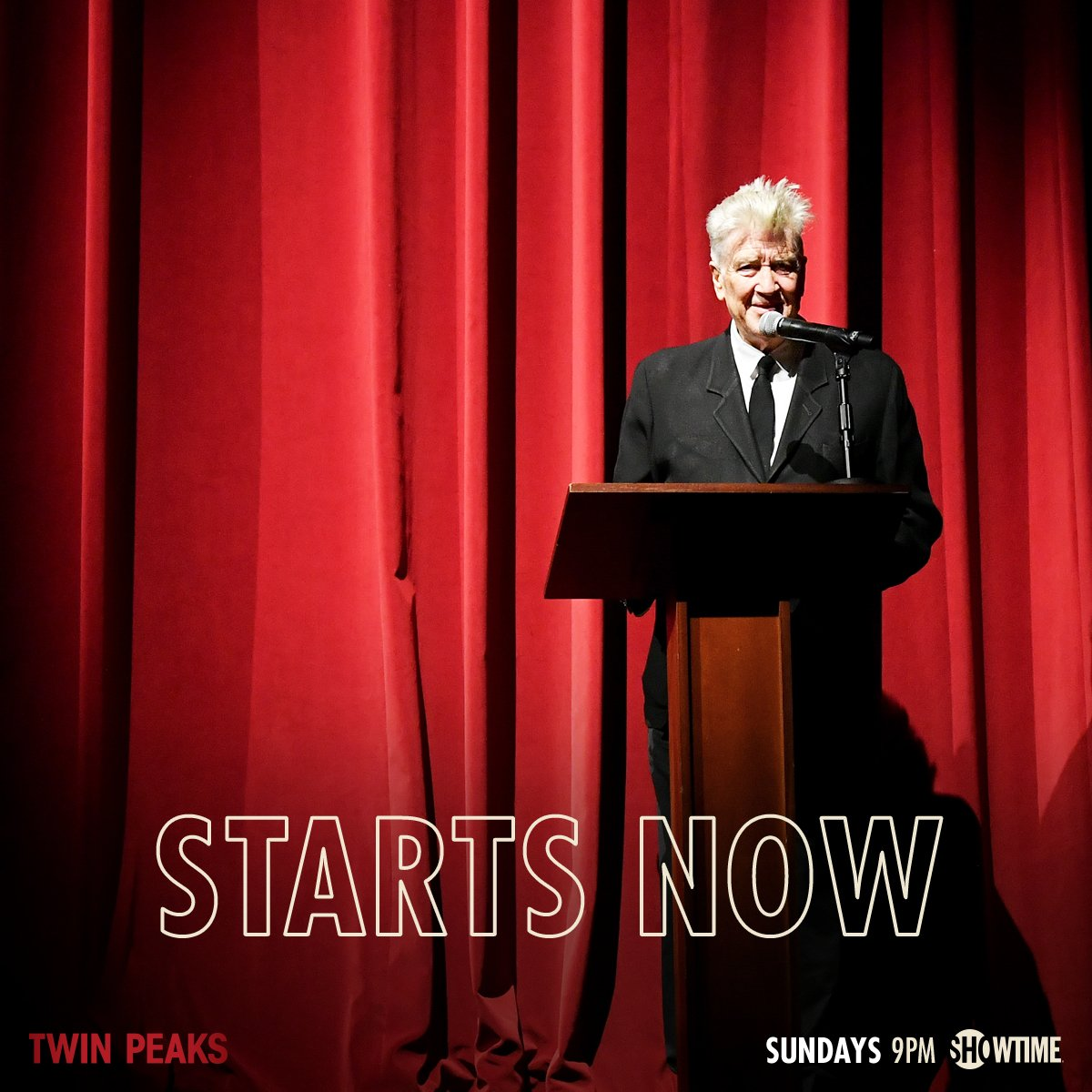 'And now, we're here.' - David Lynch, May 19th, Los Angeles, CA  The W...