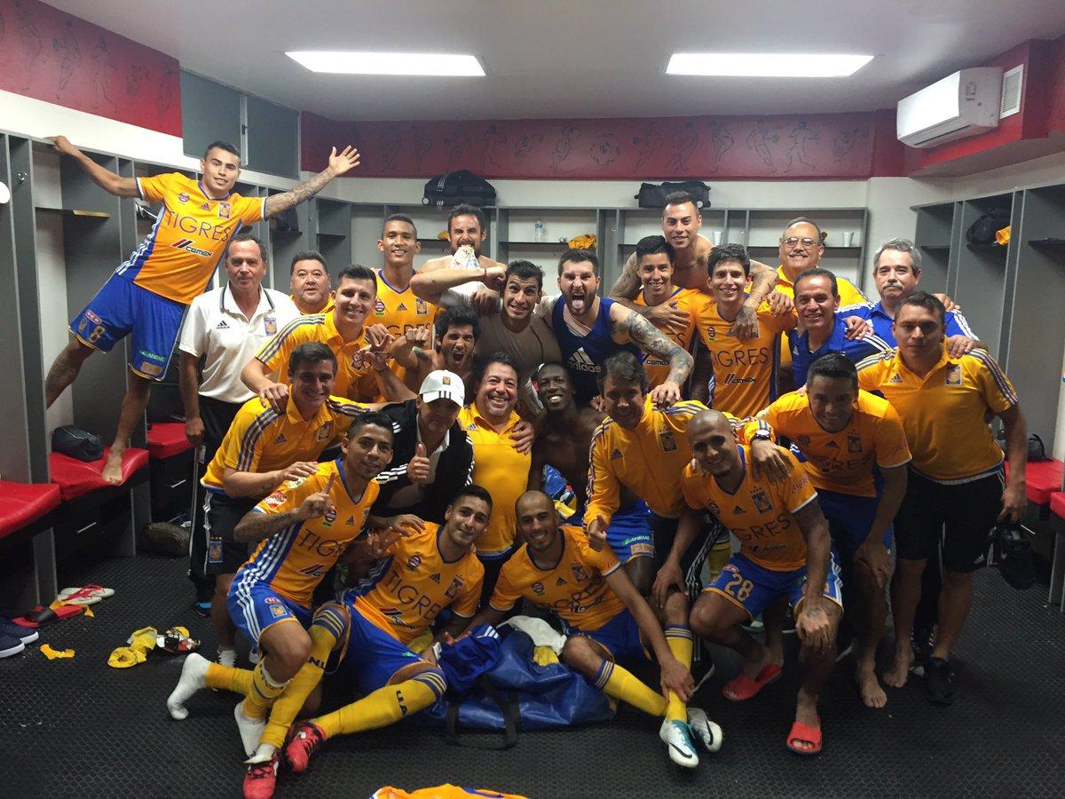 Estamos en la Final!!!!!!!!! #TigresPorElBi https://t.co/89QOPmq7VR