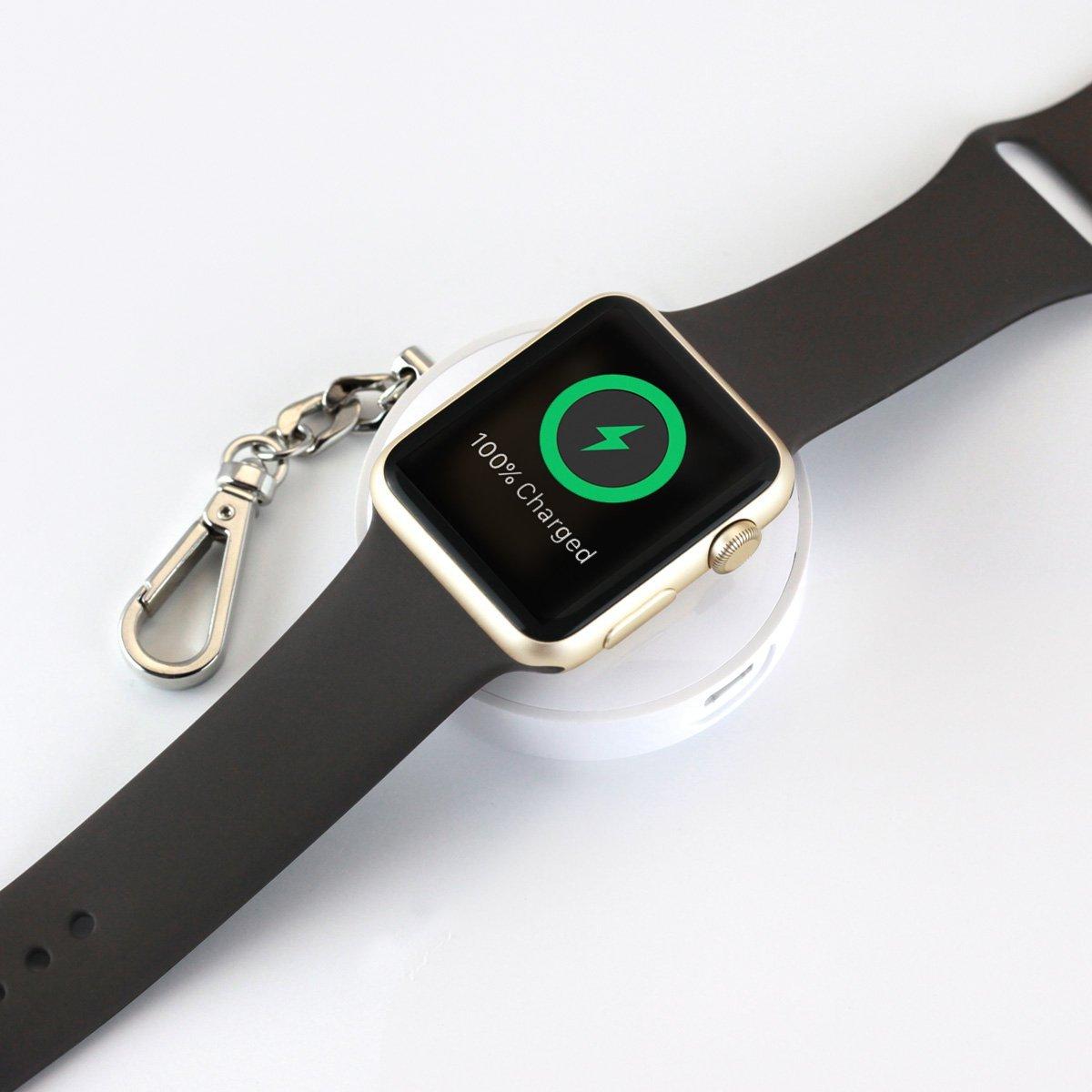 アップル社認証 Apple Watch専用マグネット式充電器