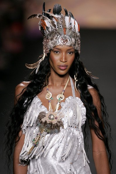 Happy Birthday< Campbell - the Queen of the Runway.