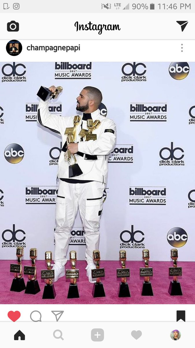 I&#39;m so I&#39;m so I&#39;m so I&#39;m so I&#39;m so proud of you @Drake  #BBMAs  #TeamDrizzy  <br>http://pic.twitter.com/NTLmxuGC7T