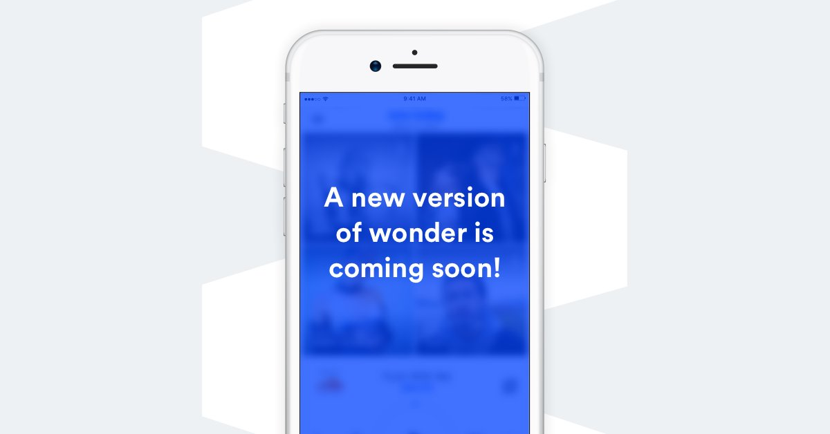 I #wonder what&#39;s going on here    We&#39;ve got some exciting new changes ahead! Jump over to  http:// wonder.fm  &nbsp;   to stay in sync <br>http://pic.twitter.com/xyiSqWZxMf