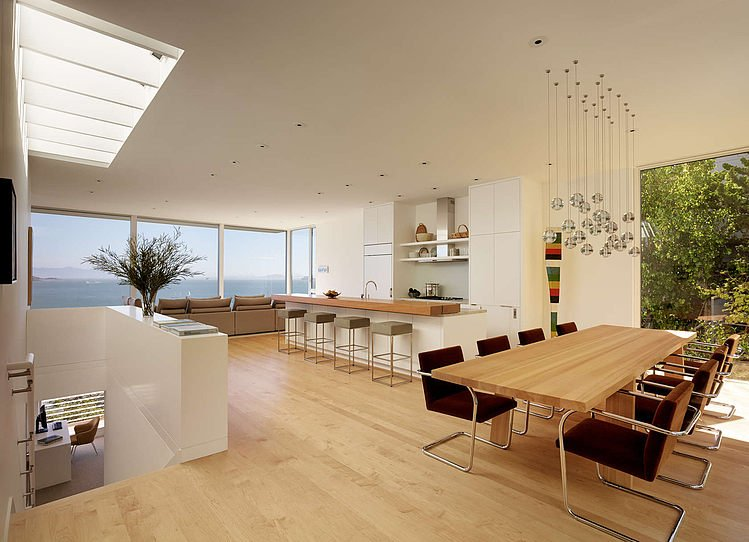 Sausalito Hillside by Turnbull Griffin Haesloop Architects |  http://www. homeadore.com/2014/10/06/sau salito-hillside-turnbull-griffin-haesloop-architects/ &nbsp; …  Please RT #architecture #interiordesign <br>http://pic.twitter.com/7ys96p65NC