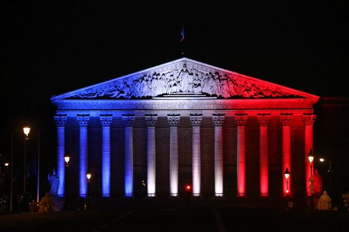 Sondage législatives : la République (toujours) en marche vers le 1er tour https://t.co/5j6mZa71kU