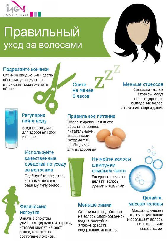 Красивые волосы уход лечение народные средства