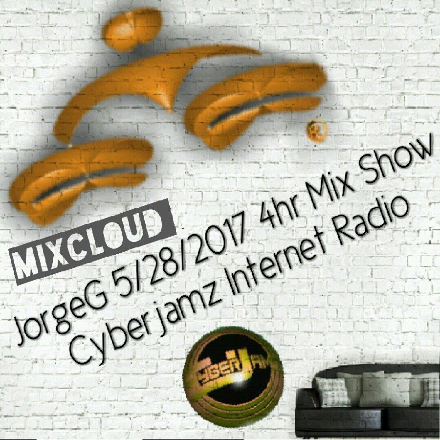 ALT #MIXCLOUD link 4hr #underground #mixset #Club  https://www. mixcloud.com/JorgeGee/52820 17-curious-jorge-g-show-4hr-mix-set-via-cyberjamz-internet-radio &nbsp; …  #Deephouse #Soulfulhouse #House #Garage #Disco #Funk #Mashup #Djs<br>http://pic.twitter.com/bWotJNQyJ1