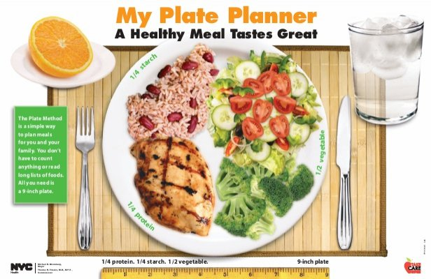 Heading to a #barbecue? Plan to fill half your plate with #vegetables, 1/4 with #protein, 1/4 with #grains. #portioncontrol #memorialday2017<br>http://pic.twitter.com/gvX58x4GJU