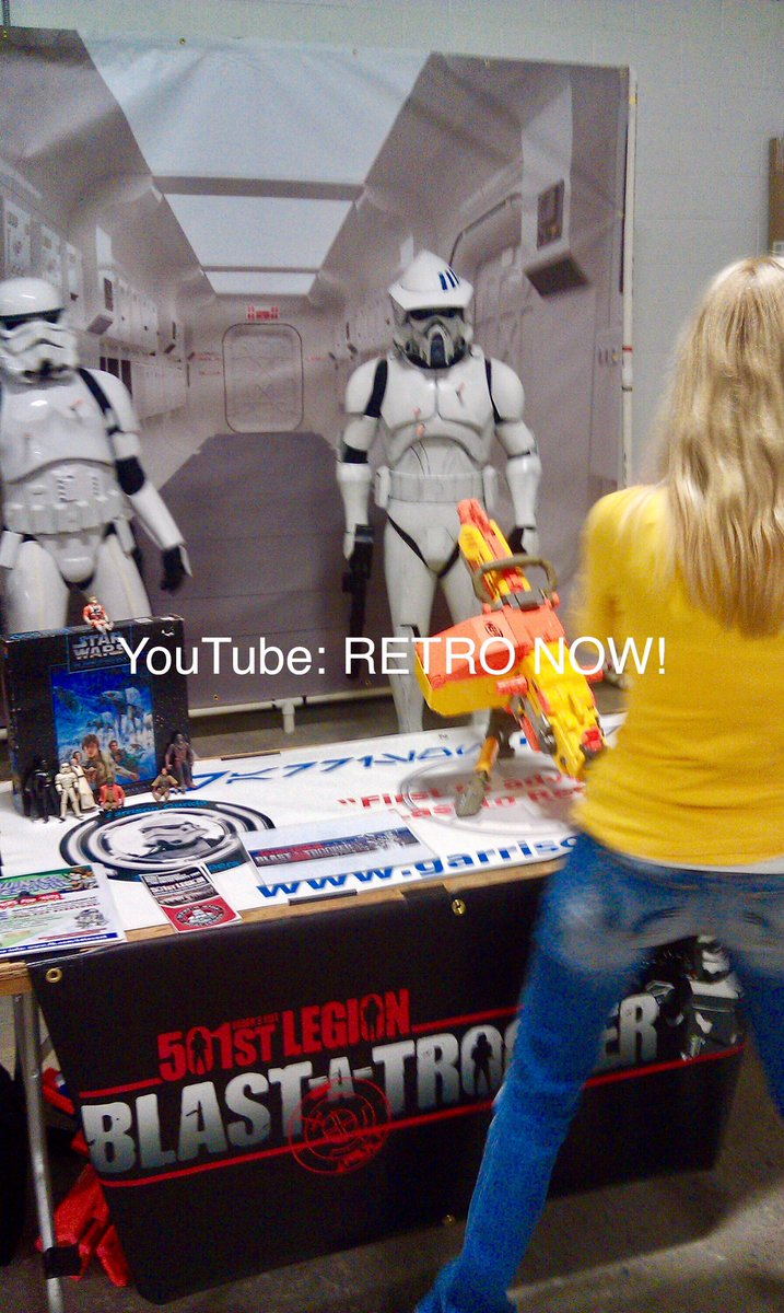 Meet all your #nerd needs on our channel! We livestream games, unbox toys w/you for first time touch, play retro video games &amp; much more! <br>http://pic.twitter.com/zU9H7HSuTt