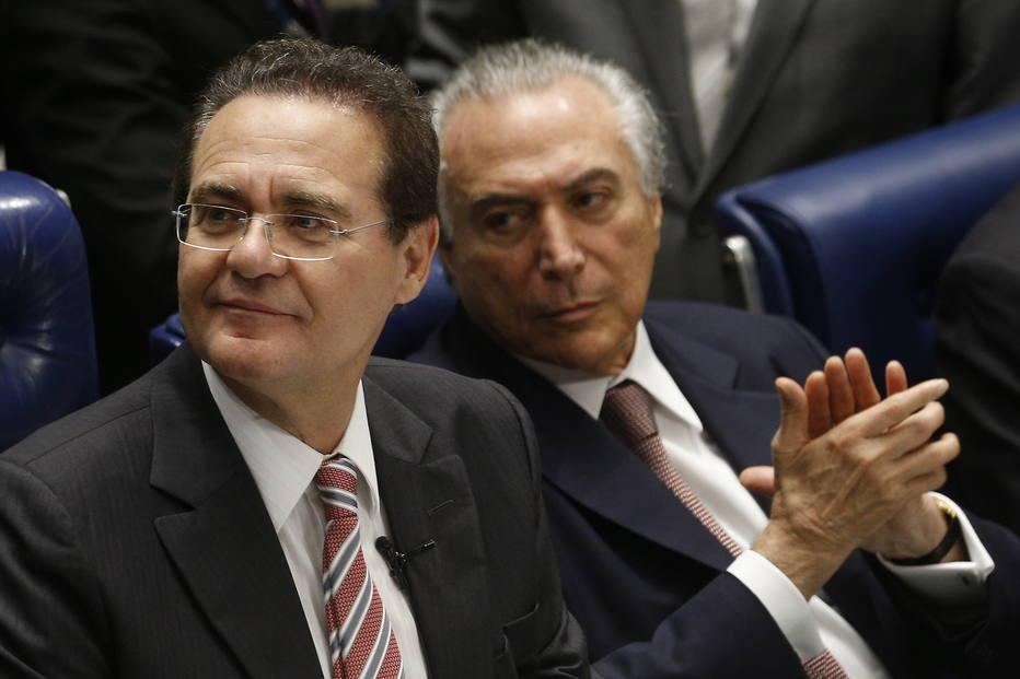 Temer cai antes de mim, diz Renan Calheiros https://t.co/DCj9dsxtgl