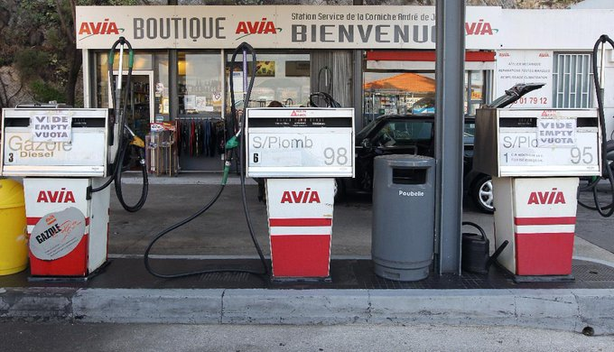 Transport de carburant: vers une pénurie de gazole et d'essence en France? https://t.co/7QtCgPM0UT