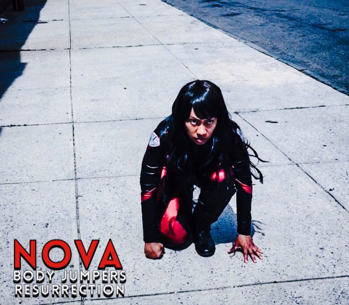 Nova Body Jumpers Resurrection Ep.3 coming soon #likeforfollow likeforlikeback  @PromoteHorror @Robandslimshow  #comicbookhour @KnowingFlame<br>http://pic.twitter.com/ZdH6W3naIg