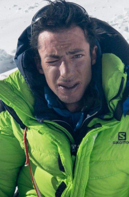 Il grimpe deux fois l'Everest en une semaine, sans oxygène https://t.co/i7jV07musG