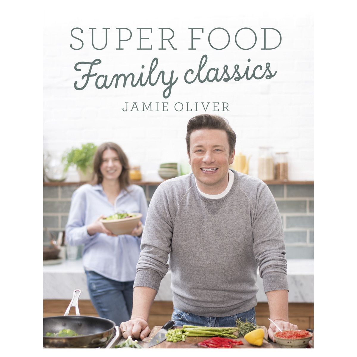 #Win @jamieoliver&#39;s Super Food Family Classics cookbook. RT &amp; follow to enter. Winner 02/06 at 4pm. #competition <br>http://pic.twitter.com/GqpeYWMUu6